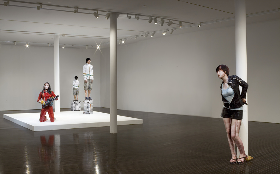 2009, ARARIO GALLERY, New York06